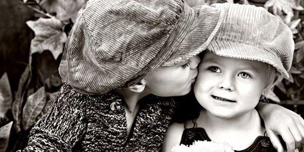 Originální fotografie dětí! Profesionálka fotí děti a rodiče v ateliéru i exteriéru. Až 90 náhledových fotek!