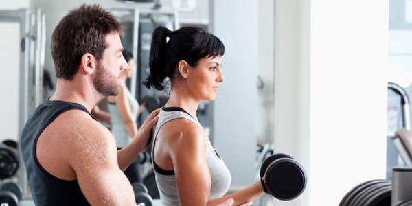 Měsíční permanentka do Fitness Karlín - v příjemném domácím prostředí vám sestavíme cvičební plán šitý na míru!