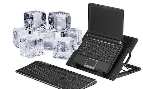 Pouze 329 Kč za jedinečnou chladící podložku, která Váš notebook ochladí na správnou provozní teplotu. Používáním chladící podložky jednoznačně prodlužujete životnost notebooku.
