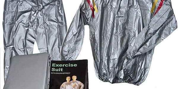 Briliantních 293 Kč! Hubnoucí oblek SAUNA WEAR za neskutečných 283 Kč! Léto se blíží, buďte připraveni na plavky!