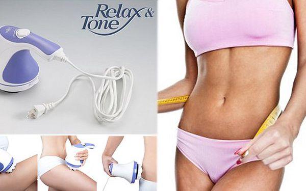 389 Kč za přístroj Relax & Tone - tříští nežádoucí tuk, spaluje kalorie a odstraňuje celulitidu. Získejte sexy postavu bez námahy!