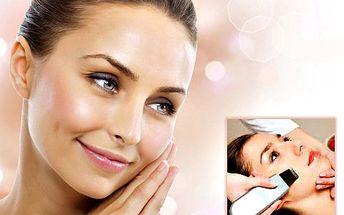 Ultrazvuková špachtle a oční lifting vám navrátí mladistvý vzhled!