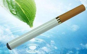 Získejte za bezkonkurenční cenu elektronickou cigaretu a k tomu 10 ks náplní! Navíc také získáte 3 druhy nabíjení!