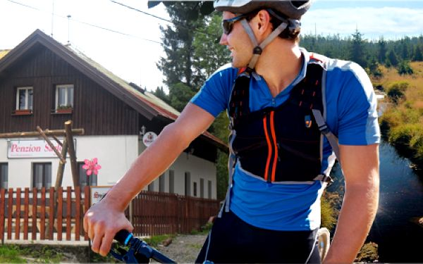 3 - denní pobyt s polopenzí v penzionu Šarlota v cykloturistickém ráji! Překrásné místo pro vysokohorskou turistiku, cyklistiku, výlety a procházky v údolích a lesích Jizerských hor!