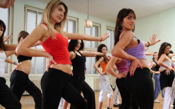 Dvě lekce tance pro ženy jen za 159 Kč! I pro úplné začátečnice!