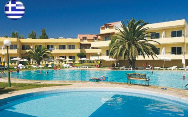 Letecky na Rhodos na 8 dní jen za 11550 Kč! Skvělý hotel Princess Flora *** s all inclusive!