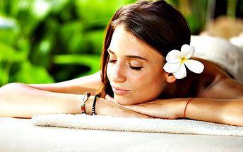 Užijte si totálný relaxaci v podobě 90minutové aroma masáže celého těla. Navíc získáte jako bonus zdarma indickou masáž hlavy!