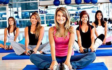 3v1: Pilates, jóga a fitball! Přihlaste se do kurzu se třemi cvičeními a dostaňte se do kondice!