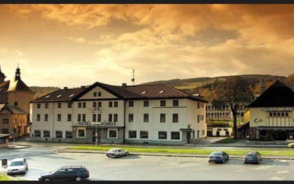 Užijte si letní KRKONOŠE - 4denní pobyt v hotelu KRAKONOŠ v Rokytnici nad Jizerou se snídaněmi a saunou za pouhých 2490 Kč pro 2 až do července 2012!