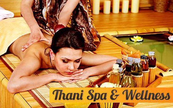 Hodinová thajská masáž