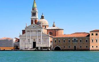 VÝLET do ITÁLIE: 3denní poznávací zájezd pro 1 osobu do italské VERONY, VICENZY a BENÁTEK včetně ubytování a dopravy