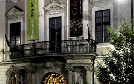 """Vstupenka na výstavu COLORITO v Moravské galerii v Brně """"Malířství v Benátkách 16.–18. století z moravských a slezských sbírek"""", ZA POLOVINU."""