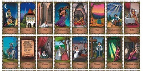 Kurz výkladu cikánských karet přes skype se slevou 67%