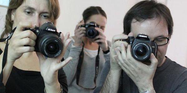 Kurz fotografování - základy práce s digitální zrcadlovkou