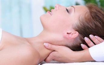 25minutová antistresová masáž obličeje! Získejte novou energii za úžasných 120 kč!