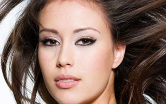 Neodolatelných 3590,-Kč za prodloužení vlasů o 100 pramenů délky 40-50cm nejšetrnější metodou RINGS. Nasazení evropských vlasů špičkové kvality, ošetření profesionální kosmetikou Wella a konečný styling se slevou 43%.
