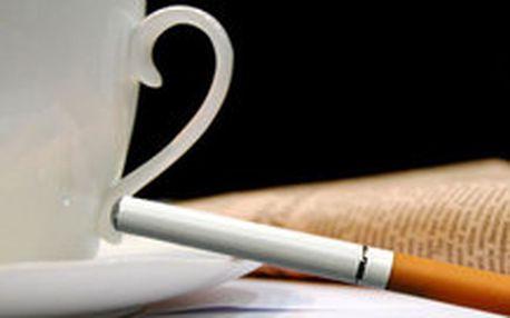 169 Kč místo 389 Kč - Pomocník v boji s kouřením! Klasická e-cigareta s komplet příslušenstvím a deseti náplněmi, se slevou 57 %. Osobní odběr v Praze!