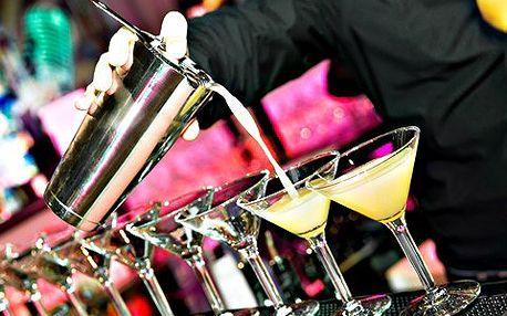 Barmanem za 3 dny díky víkendovému kurzu. Naučte se míchat letní drinky. V ceně zapůjčení pomůcek a degustace top značek!