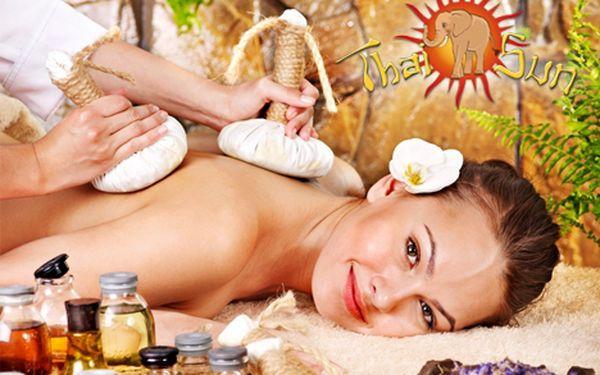 Originální thajská masáž v centru Prahy dle vlastního výběru za pouhých 390 Kč. Nejúčinější prostředek pro léčbu svalových potíží a dlouhodobých chronických onemocnění.