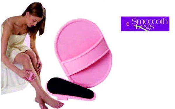 Wellness sada pro depilaci SMOOTH LEGS pro domácí použití za neskutečnou cenu - 99 Kč! Buďte krásná!