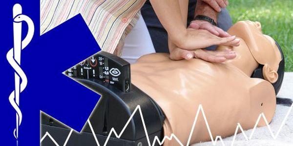 Individuální kurz Základy první pomoci v délce 2 hodin jen za 250 Kč! Jste si jistí, že byste dokázali poskytnout kvalitní první pomoc? Naučte se, popřípadě si připomeňte pomocí kurzu transport zraněného, anatomii, základní diagnostika zraněného, rozbor situace během mimořádných událostí apod.
