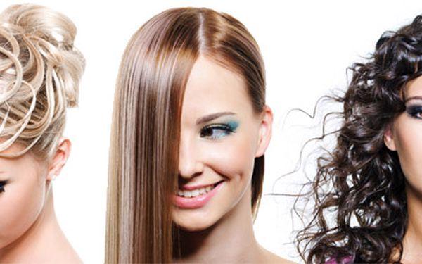 Dámský kadeřík na TOP úrovni - střih, mytí, hloubková regenerace, foukaná, styling. Dopřejte si 100% péči o Vaše vlasy za neuvěřitelných 180Kč! Skvělá sleva 50% potěší a navíc budete vypadat úžasně! + 30% sleva na barvu nebo melír!
