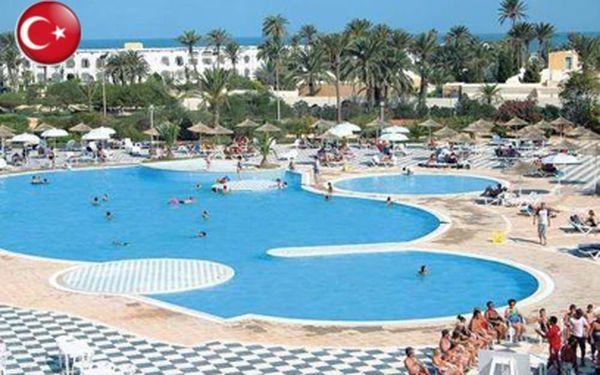 Letecky na Djerbu za 10550 Kč - záloha jen 3550 Kč! 6 termínů a all inclusive!