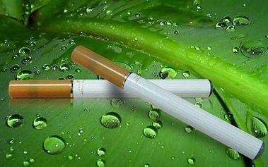 DVĚ elektronické cigarety získáte za bezkonkurenční cenu a k tomu 10 ks náplní! Navíc také získáte 3 druhy nabíjení!