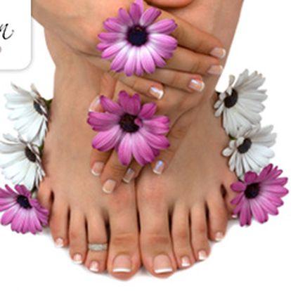 Kompletní péče o Vaše nohy za exkluzivních 199 Kč!