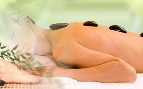 Masáž lávovými kameny, reflexní masáž chodidel a indická masáž hlavy! Masáž Vás dovede k absolutní relaxaci a uvolnění!