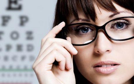 2x DIOPTRICKÉ BRÝLE dle výběru Vyberte si z více než 150 druhů obrouček a brýlových čoček s antireflexní úpravou, plastových, tvrzených, s indexem 1.5. Využijte nabídky na 2 brýle a potěšte sebe nebo své blízké.