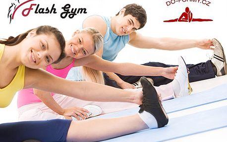 Lekce cvičení dle vlastního výběru v centru Brna za pouhých 50 Kč. Pilates, bossa core, total body workout, kruhový trenink či fitness jóga s 50% slevou. Dejte si pořádně do těla a vypoťte ze sebe stres, napětí a užijte si pohodovou atmosféru.