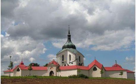 Jednodenní zájezd -Třebíč, Žďár nad Sázavou, 20.5.