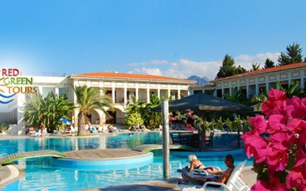 Šokující cena! Skvělých 10.990 Kč za zájezd na Severní Kypr! 8 dní s POLOPENZÍ v hotelu Lapethos**** v termínu 15.5.- 22.5.2012! Novinka na trhu a nyní sleva téměř 30%!