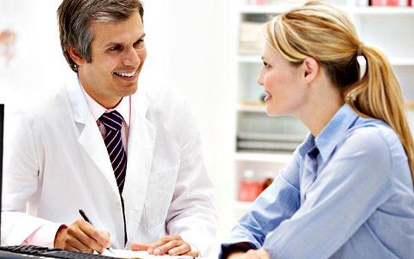 Rehabilitační plán na míru díky fyzioterapeutickému vyšetření krční páteče. Odhalte původ migrény!