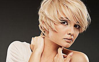 Kompletní kadeřnické služby: melír nebo barva, mytí, střih, regenerace, styling a víc na všechny délky vlasů již od 189 Kč.
