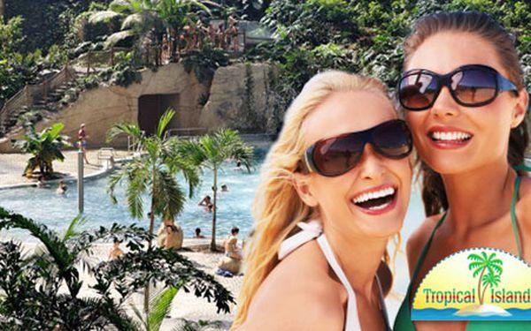 390 Kč za zájezd do Tropical Islands. Největší tropický zábavní a oddechový park v Evropě! Státní svátek 8. května můžete letos strávit originálním způsobem a relaxovat!