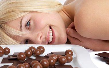 60 min MASÁŽE ZAD s čokoládovým nebo parafínovým zábalem Relaxační masáž zad s čokoládovým nebo parafínovým zábalem. Relaxujte, zbavte se stresu, dejte odpočinout svým svalům a osvěžte pokožku.