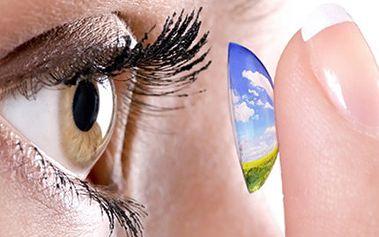 Originální BAREVNÉ KONTAKTNÍ ČOČKY: změňte svou image Tříměsíční barevné kontaktní čočky ve více než 50 barvách a designech. Originální módní doplněk, se kterým snadno a rychle změníte svou image.