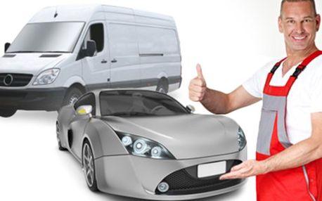 SEŘÍZENÍ GEOMETRIE kol přední a zadní nápravy Kompletní seřízení geometrie kol, sbíhavosti a odklonů u osobních vozidel a dodávek. Měření probíhá optickými světelnýými paprsky, proto je velmi rychlé a spolehlivé.