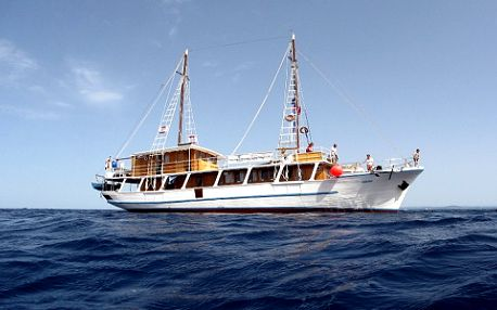 Last minute! Týdenní zájezd na jachtě spojený s cyklistikou po ostrovech jižního Jadranu za slunných 8 540 Kč