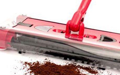 Praktický BALÍČEK pro úklid domácnosti. Bezdrátový vysavač Swivel Sweeper + čistič WC Fresh disk + vakuový pytel