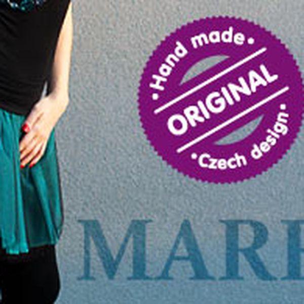 Originální tylové sukýnky MARRI – veselé baletní sukně a mašle pro slečny v jakémkoliv věku! Nevšední doplněk, který se hodí k tanci i do města