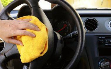 Kompetní čištění interiéru Vašeho auta za fantastických 749 Kč! Vašemu autu věnujeme maximální péči a pozornost a Vy mezitím můžete trávit čas s rodinou na nákupech atd...Svěřte své auto do péče profesionálů, kteří se Vám o něj postarají. Budete se do auta těšit! Již nikam nemusíte, přijedeme k Vám! Super sleva 51 %!
