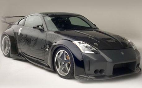 Sporťák Nissan 350 Z na hodinu jen za 999 Kč! Japonské Performance Car of the Year 2007 podle TopSpeed Magazine v hodnotě 1,5 milionu! 300 koní v provozu a bez kauce! Hodina za volantem špičkového SPORTOVNÍHO VOZU NISSAN plná adrenalinu je snem nejen mužů! Rozjeďte to na 260 km/ h! Skvělá sleva 86 %!