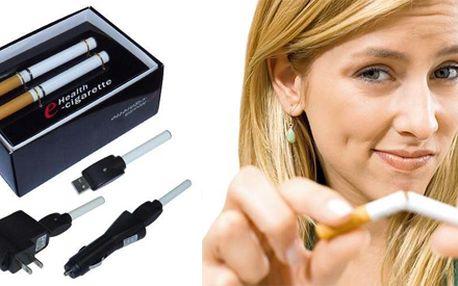 E-cigareta je moderní pomůcka pro kuřáky v nekuřáckém prostředí, také pro ty, kteří chtějí kouření omezit a žít zdravěji. Elektronická cigareta neprodukuje žádné splodiny, dehet a jiné podobné škodlivé látky, obsahuje ale nikotin.