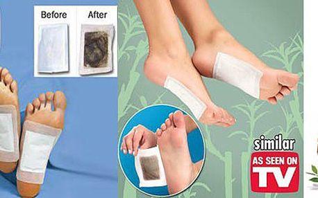 Dopřejte si očistu organismu s detoxikačními náplastmi KINOKI z pohodlí domova. Náplasti podle tradiční čínské medicíny zbaví tělo škodlivých toxinů a zlepší chod celého organismu! Nyní za jedinečných 99Kč.