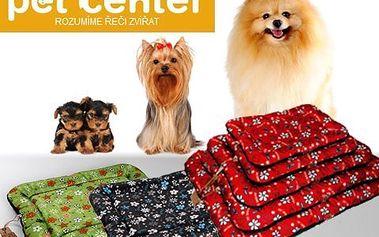 Komfort pro vašeho psího přítele díky pelíšku Huhubamboo. Hodí se i pro velká plemena – 130x100 cm! Na výběr z několika vzorů! Vysoce odolný materiál!