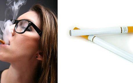 Jedinečná nabídka pro všechny kuřáky! Získejte za bezkonkurenční cenu elektronickou cigaretu a k tomu 10 ks náplní!