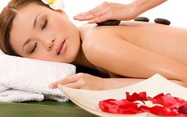 90minutová MASÁŽ celého těla dle výběru pro 1 nebo 2 osoby Klasická, sportovní, relaxační, zdravotní nebo masáž lávovými kameny. Užijte si 90 minut relaxace, uvolnění a regenerace sami, s partnerem či kamarádkou.